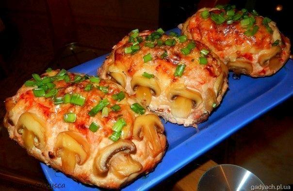 праздничные вторые блюда рецепты с фото