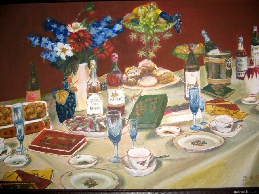 Книги про смачну і здорову їжу» за радянських часів
