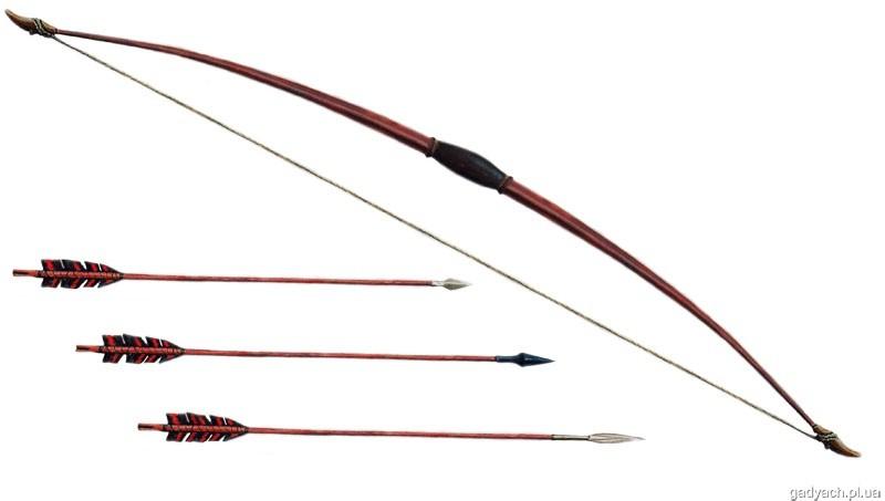 Как сделать лук для стрельбы и стрелы